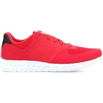 Shoes Men Low top trainers New Balance Mode De Vie MFL574RB red