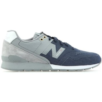 Shoes Men Low top trainers New Balance MRL996FT grey