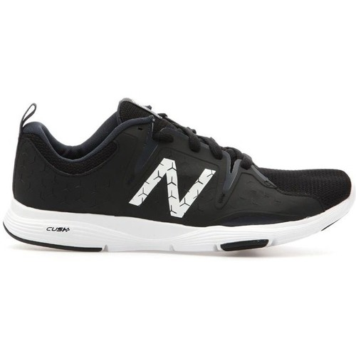 Shoes Men Low top trainers New Balance Mens  Training MX818BG black