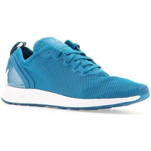 Shoes Men Low top trainers adidas Originals Adidas ZX Flux ADV SL S76555 blue