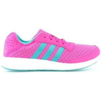 Shoes Women Low top trainers adidas Originals Wmns Adidas Element Refresh S78618 pink