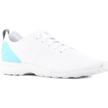 Shoes Women Low top trainers adidas Originals Adidas ZX Flux Adv Smooth S78965 white