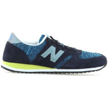 Shoes Women Low top trainers New Balance WL420KIB blue