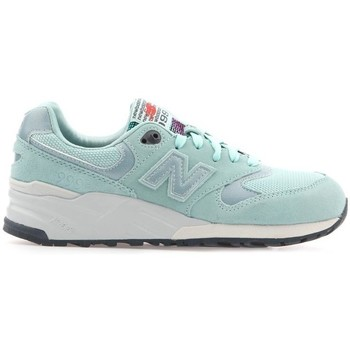 Shoes Women Low top trainers New Balance WL999CED blue