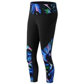 Clothing Women Tracksuit bottoms New Balance WP61100LFP Multicolor