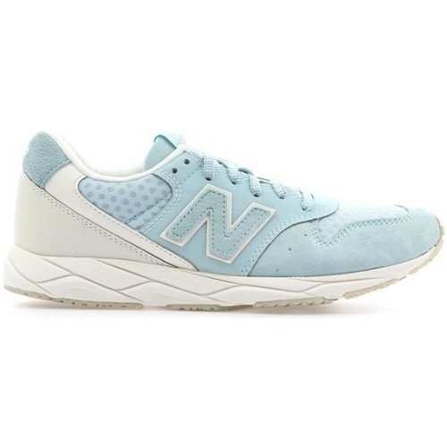 Shoes Women Low top trainers New Balance WRT96MB blue