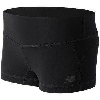 Clothing Women Shorts / Bermudas New Balance WS53106BK black