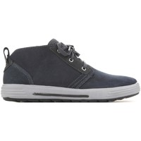 Shoes Men Hi top trainers Skechers Skech-Air Navy 65144-NVY blue