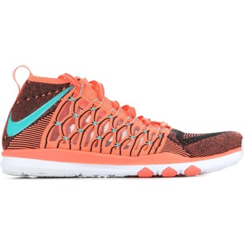 Shoes Men Trainers Nike Train Ultrafast Flyknit 843694-863 orange