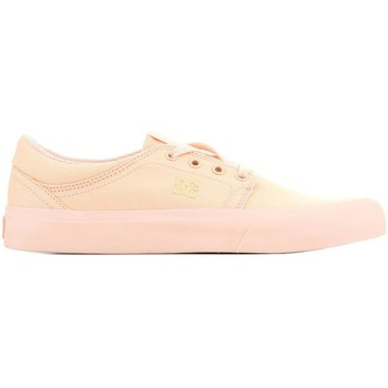 Shoes Women Low top trainers DC Shoes DC Wmns Trase TX ADJS300078-PEC pink