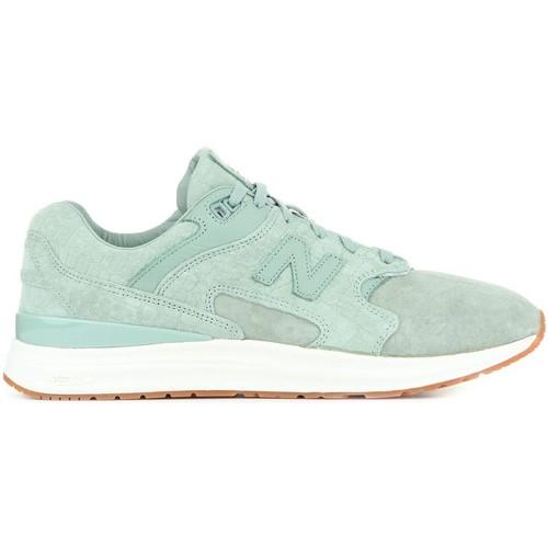 Shoes Men Low top trainers New Balance Mens  ML1550LU green