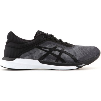 Shoes Women Running shoes Asics fuzeX Rush T768N-9690 black