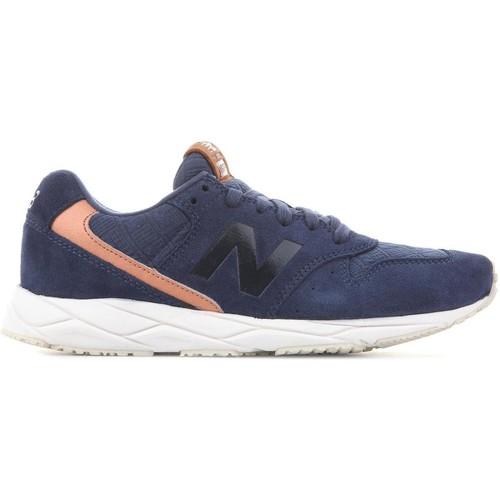 Shoes Women Low top trainers New Balance Wmns WRT96EAB blue