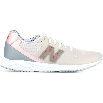 Shoes Women Low top trainers New Balance Wmns WRT96PCC pink, grey