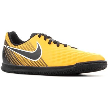 Shoes Boy Football shoes Nike JR Magistax Ola II IC 844423 801 orange