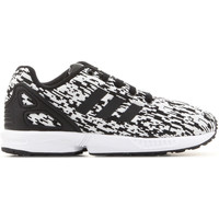 Shoes Children Low top trainers adidas Originals Adidas ZX Flux C BY9856 Multicolor