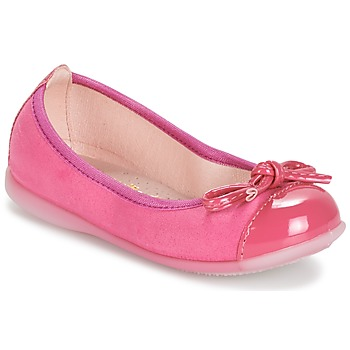 Shoes Girl Flat shoes Citrouille et Compagnie MIXOUBET Fuschia
