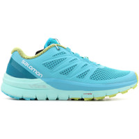 Shoes Women Low top trainers Salomon Sense Pro Max W 400701 blue