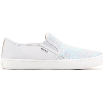 Shoes Children Sandals Geox J Kilwi G.D J62D5D 007DW C1355 grey, silver