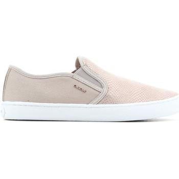 Shoes Children Sandals Geox J Kilwi G.D J62D5D 007DW C8182 brown, gold
