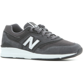 Shoes Women Low top trainers New Balance WL697SHC black