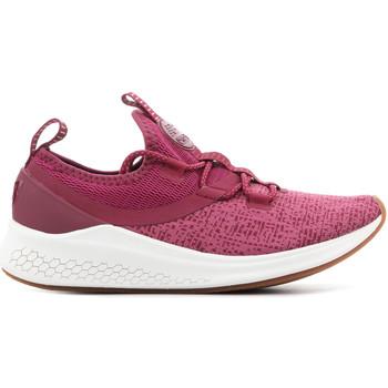 Shoes Women Low top trainers New Balance WLAZRMP burgundy