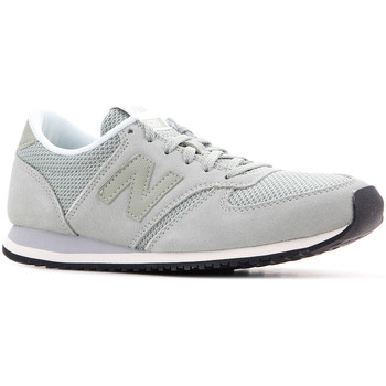 Shoes Women Low top trainers New Balance WL420NBB green
