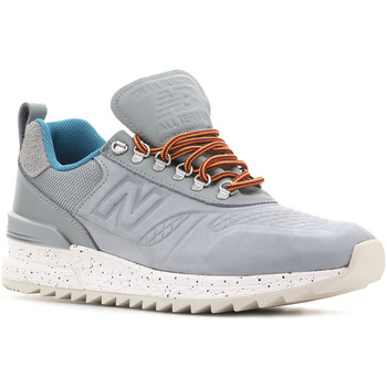 Shoes Men Low top trainers New Balance TBATRB grey