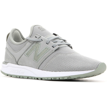 Shoes Women Low top trainers New Balance WRL247WO green
