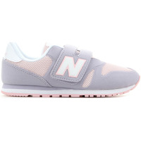 Shoes Girl Sandals New Balance KA373P1Y pink, purple