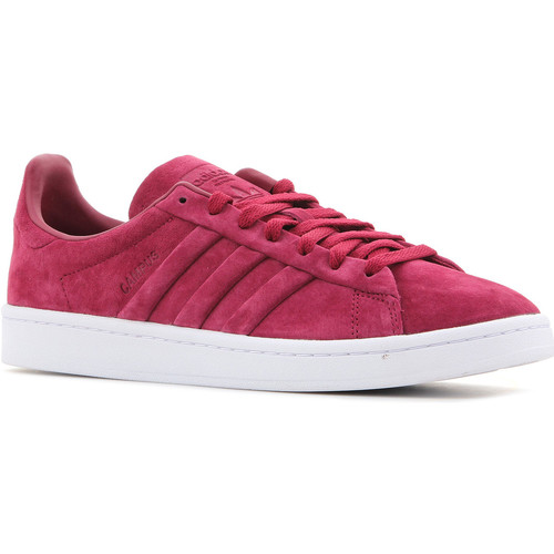 Shoes Men Low top trainers adidas Originals Adidas Campus Stitch And Turn CQ2472 pink