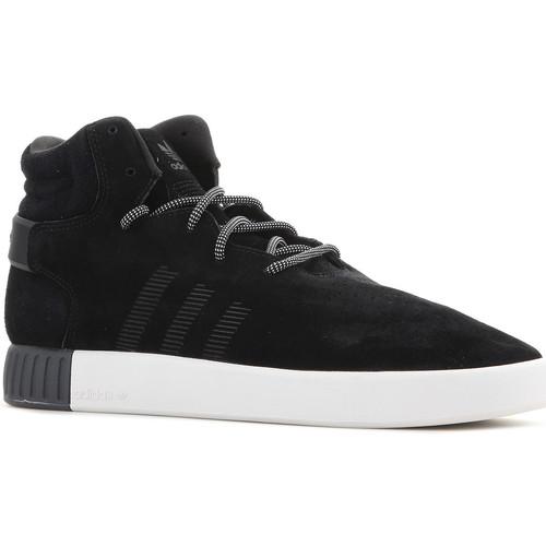Shoes Men Hi top trainers adidas Originals Adidas Tubular Invader S80243 black