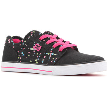 Shoes Women Low top trainers DC Shoes DC Tonik TX SE ADBS300051-BBP black