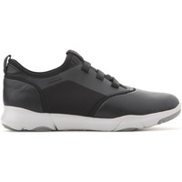 Shoes Men Low top trainers Geox U Nebula S B U825AB 08511 C9999 black