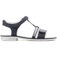Shoes Girl Sandals Geox Giglio J82E2B 000BC C4002 navy