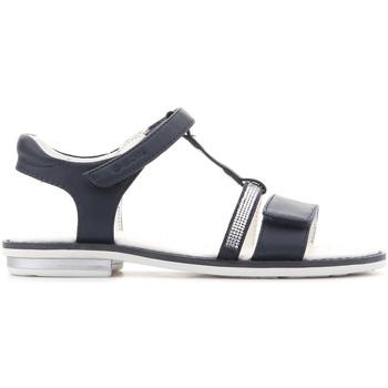 Shoes Girl Sandals Geox Giglio J82E2B 000BC C4002 granatowy