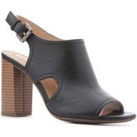 Shoes Women Sandals Geox D Audalies D824WB 00044 C9999 black