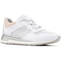Shoes Women Low top trainers Geox Shahira B D62N1B 085KI C1352 white