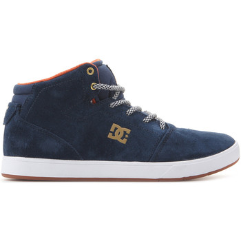 Shoes Men Hi top trainers DC Shoes DC Crisis High ADBS100117 NVY granatowy