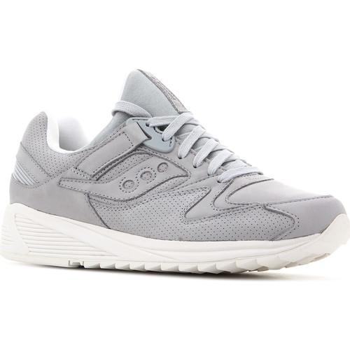 Shoes Men Low top trainers Saucony Grid 8500 HT S70390-3 grey