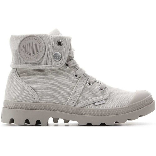 Shoes Women Mid boots Palladium Baggy 92478-062-M grey