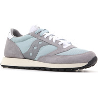 Shoes Men Low top trainers Saucony Jazz Vintage S70368-5 grey