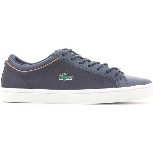Shoes Men Low top trainers Lacoste CAM 7-35CAM01016T3 navy