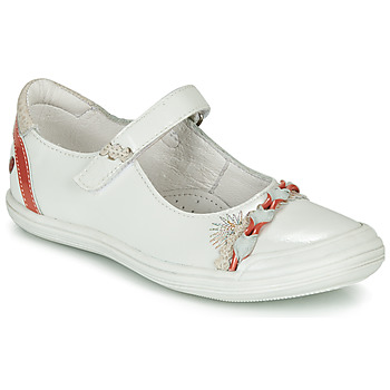 Shoes Girl Flat shoes GBB MARION White