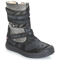Shoes Girl High boots GBB NOURIA Vtc / Black