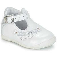 Shoes Girl Sandals GBB PASCALE Vte / White / Kezia