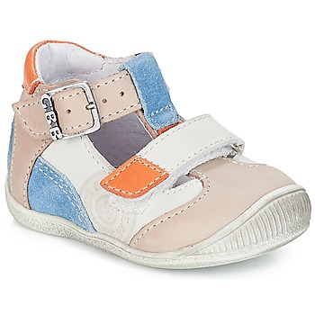 Shoes Boy Sandals GBB PIERRE Vtc / Gray-blue