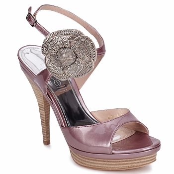 Shoes Women Sandals Fericelli MINKA Paint / Powder