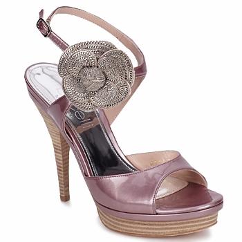Shoes Women Sandals Fericelli MINKA Paint / Powder
