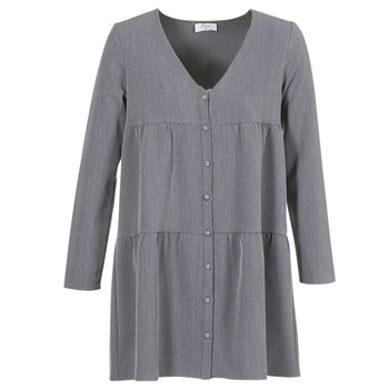 Clothing Women Short Dresses Betty London JOGURET Grey
